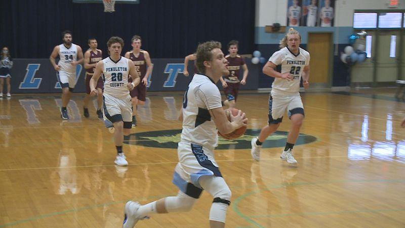The Pendleton County High School boys basketball team has now won 31 consecutive games.