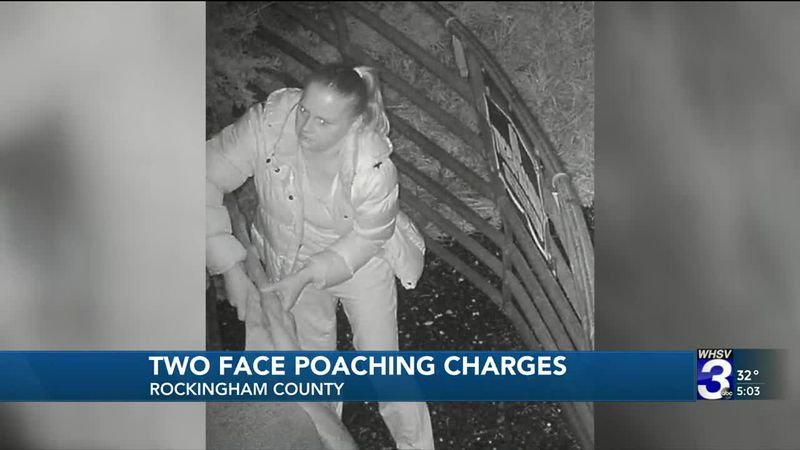 Va. Dept. of Wildlife Resources: Two charged in poaching case north of Harrisonburg