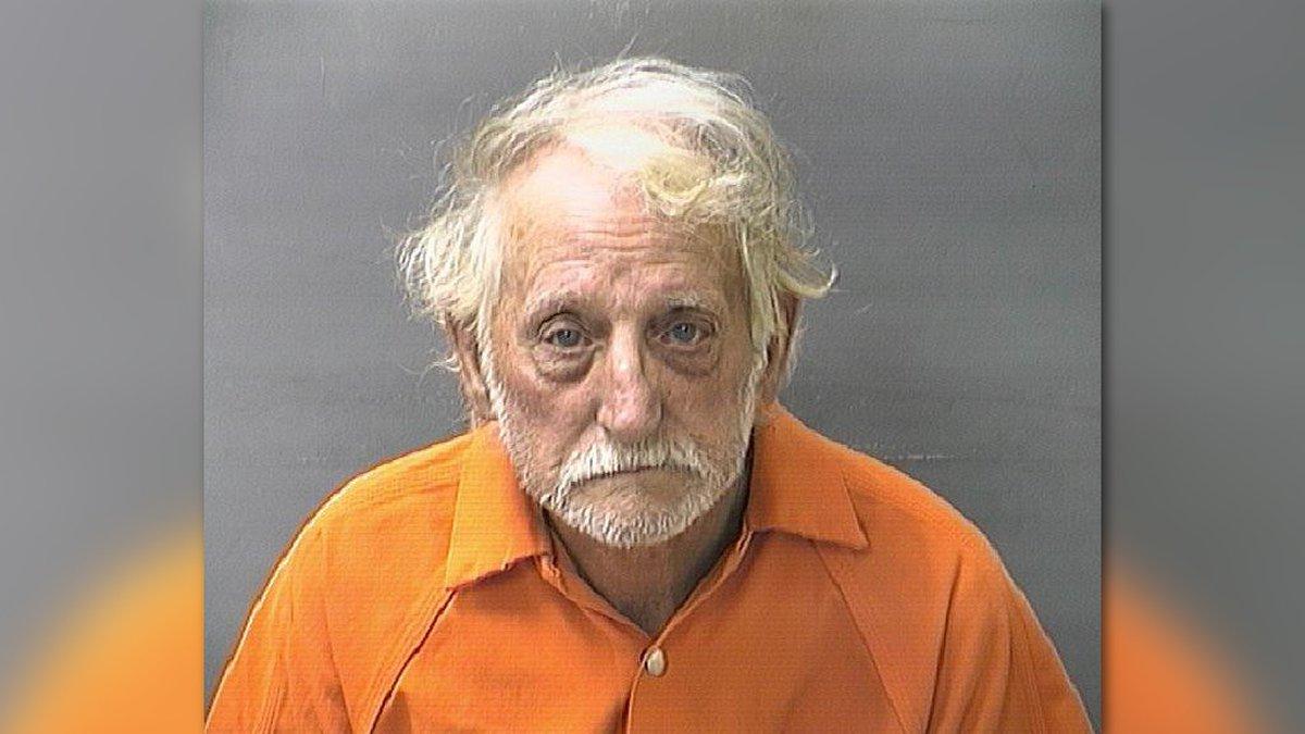 Mugshot of Amos Barb courtesy: Rockingham County Sheriff's Office
