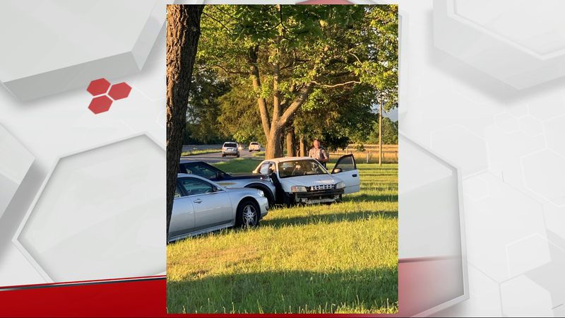Virginia State Police confirm at least one person is in custody after a police pursuit ended in...
