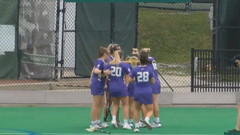 The James Madison women's lacrosse team earned a road victory at William & Mary Wednesday...