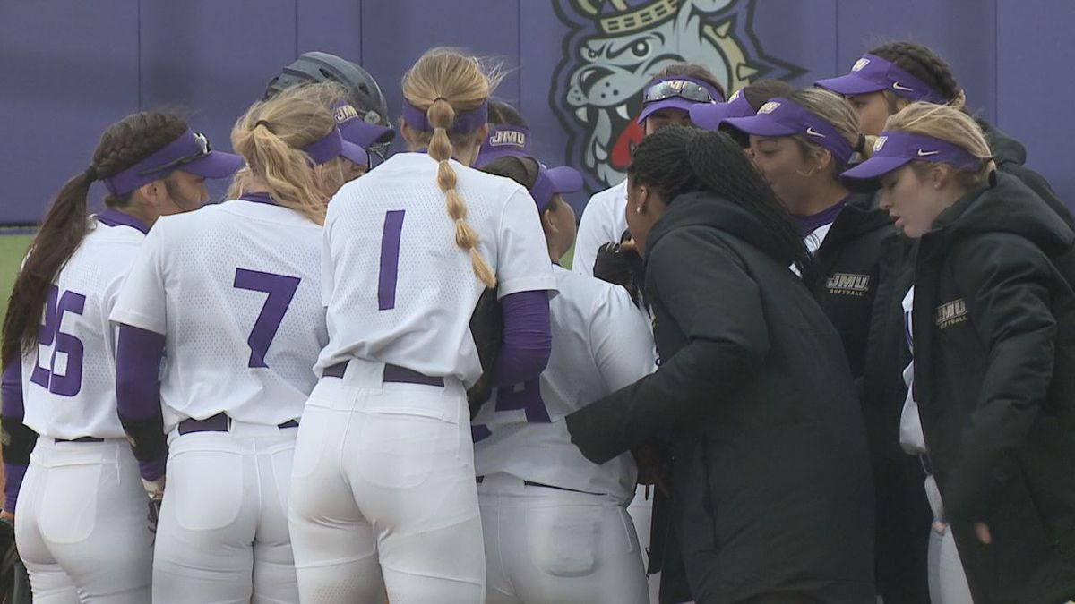 James Madison Softball - 2020 Season