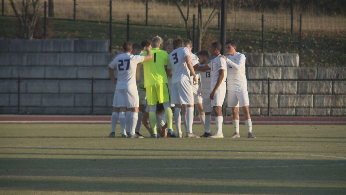 JMU Men's Soccer is headed to the CAA tournament title game