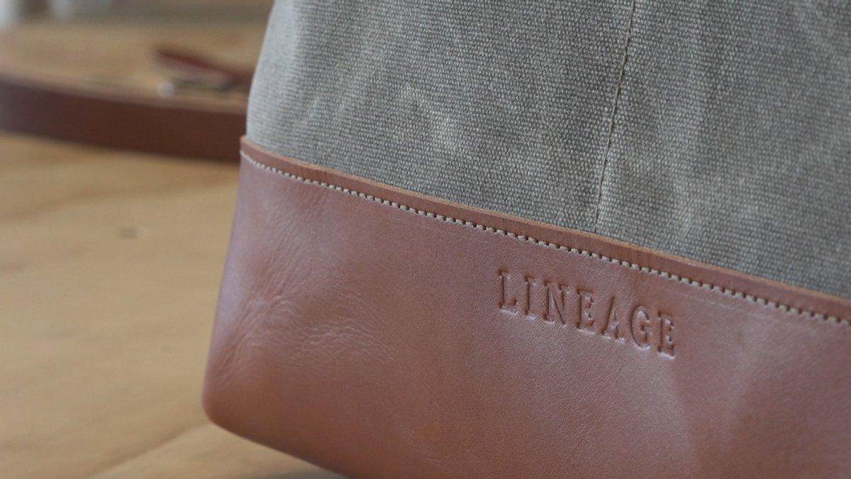 Lineage was started by Paul Hansbarger from his garage, and now four years later has grown into...