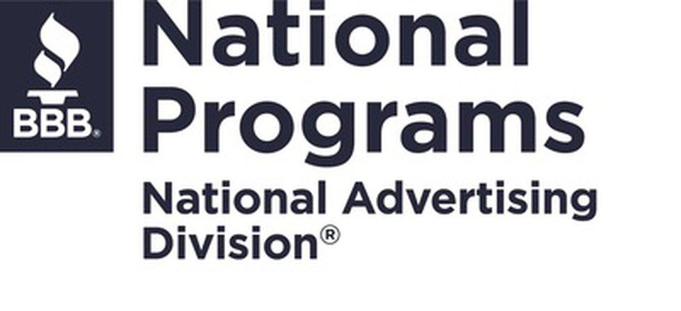 National Advertising Division (NAD) (PRNewsfoto/National Advertising Division,B)