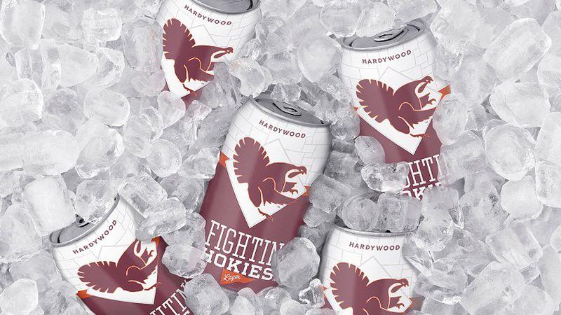 Virginia Tech Hokie Beer, Fightin' Hokies Lager