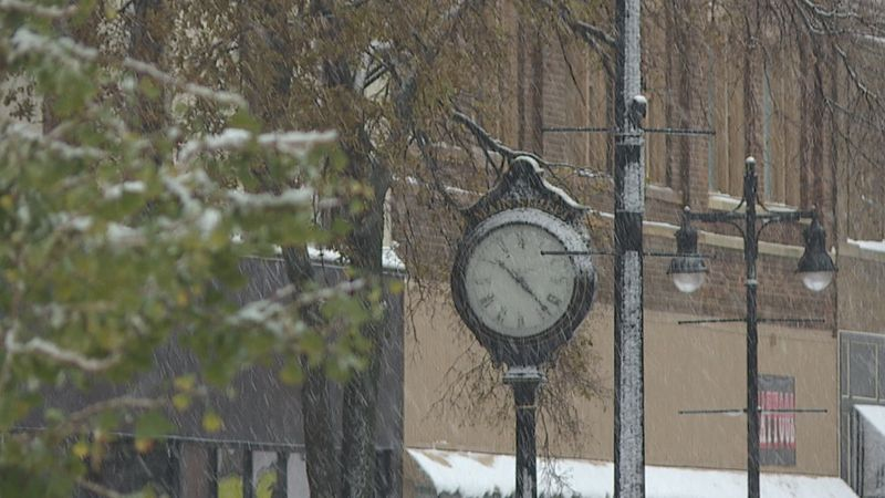 Tuesday's storm leaves significant amount of wet, heavy snow in Aberdeen and the northeast.