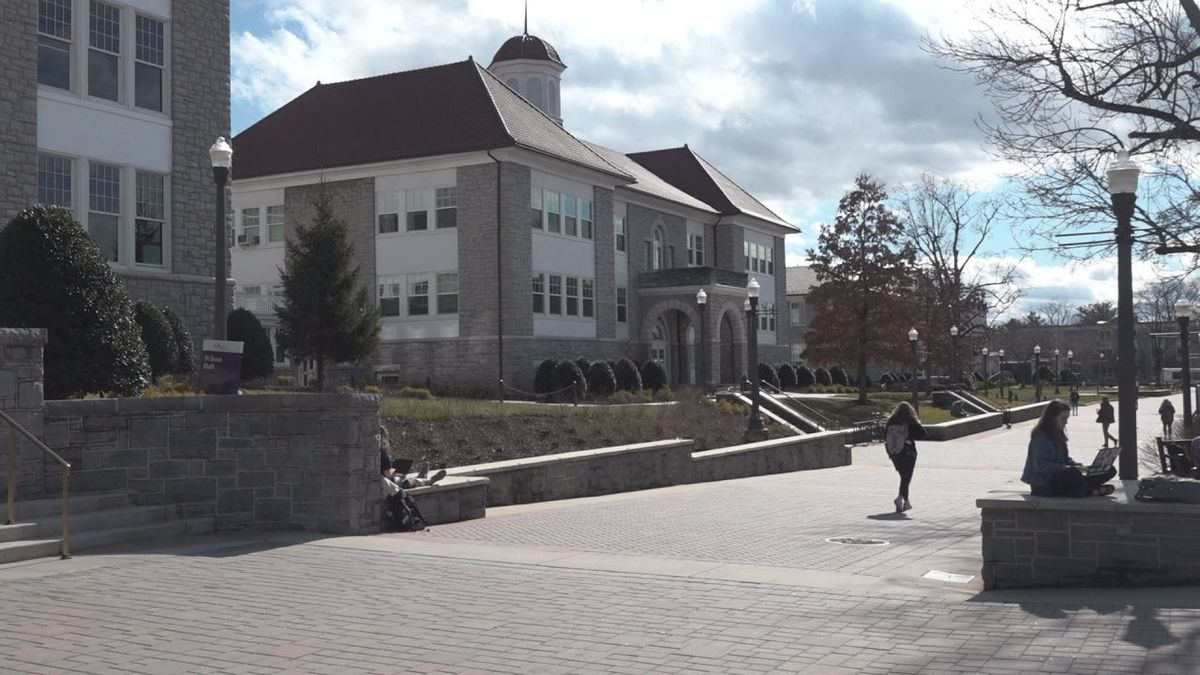 Last year, all public colleges in Virginia froze their tuition in return for extra funds from the General Assembly. | Credit: WHSV