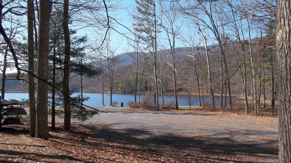 File photo of Douthat State Park