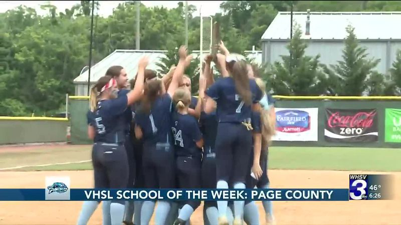 VHSL School of the Week: Page County