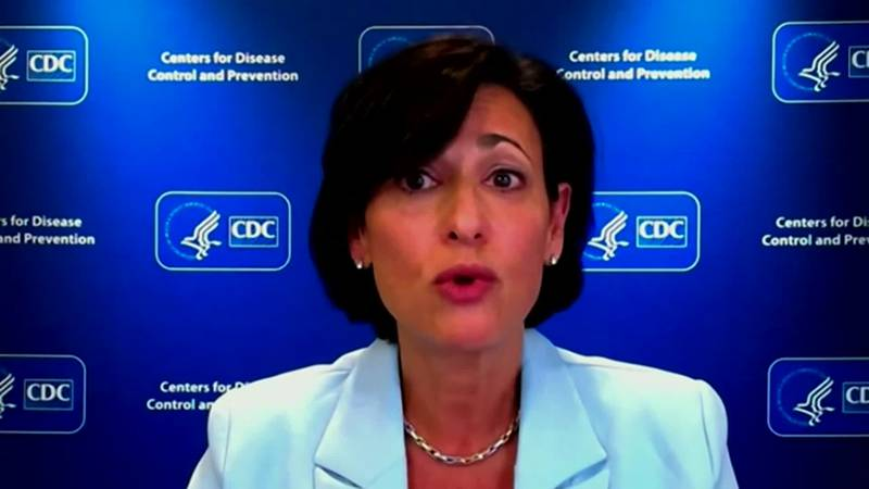 Last week, CDC Director Dr. Rochelle Walensky sided with most of the recommendations from CDC...