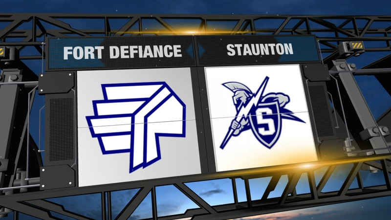 WHSV EndZone Week 8: Fort Defiance vs. Staunton
