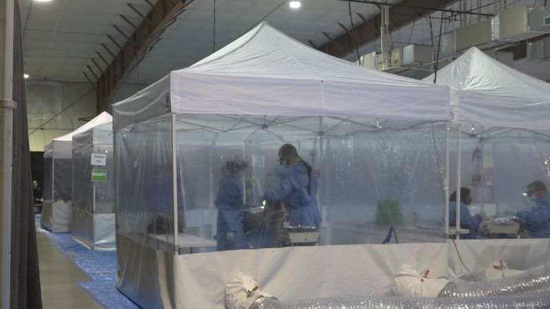Remote Area Medical Clinic at the Rockingham County Fairgrounds (2021)