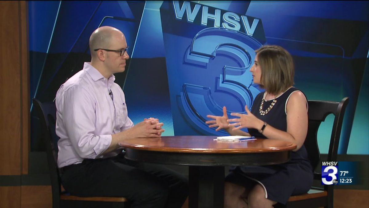 Dr. Todd Goodnight talks about breast cancer awareness | WHSV