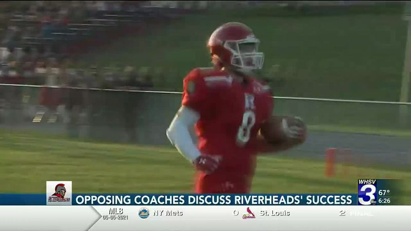 Opposing coaches discuss success of Riverheads football program