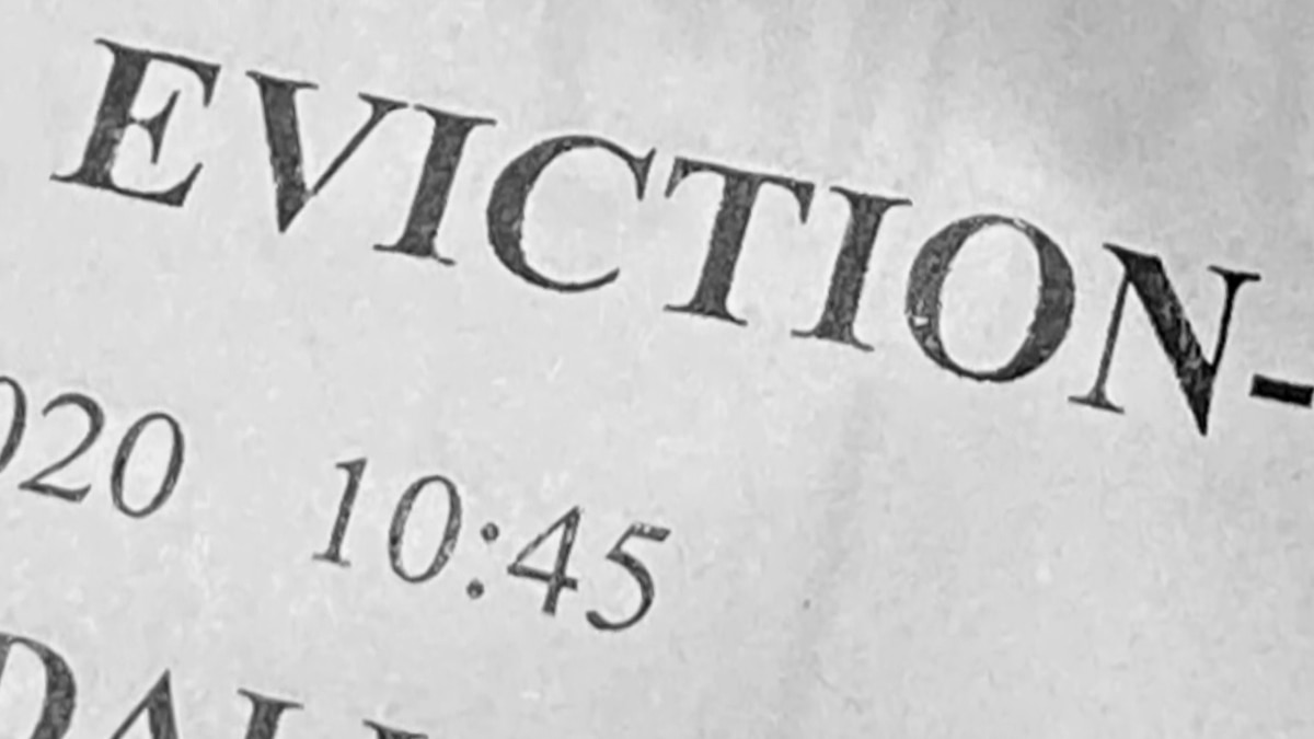 Richmond's eviction issues appear to be easing a little, but it's still a major concern.