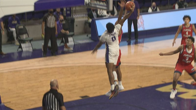 The James Madison men's basketball team defeated Florida Atlantic, 79-70, Tuesday night at the...