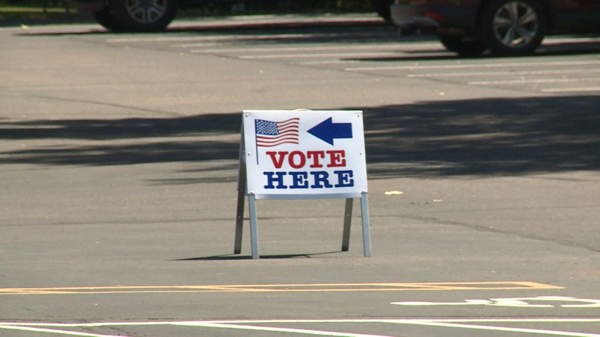Voters in Wisconsin were back at the polls Tuesday for the second time since the COVID-19 pandemic began.