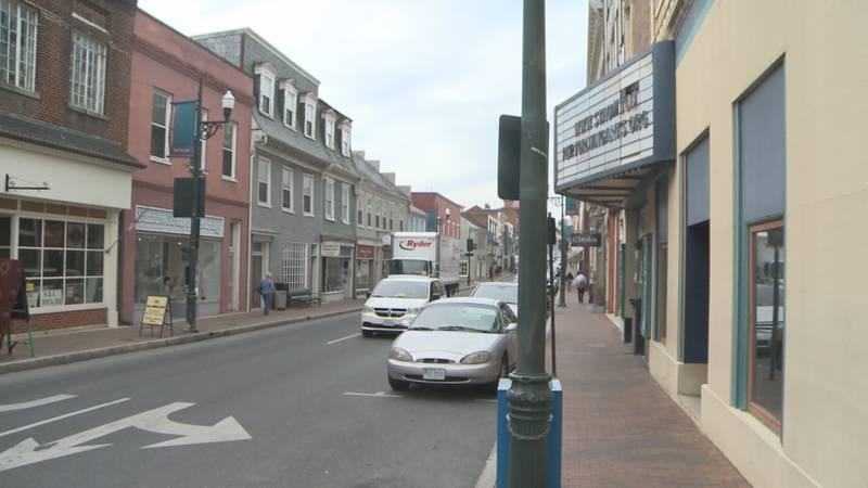 Downtown Staunton (WHSV)