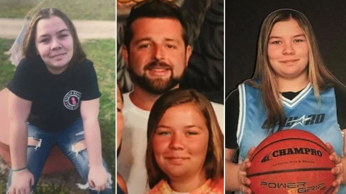 Police believe Isabel Hicks, 14, is with Bruce Lunch, 34, of Bumpass, Virginia in a silver blue Toyota Matrix, VA tag VEM-9071. (Source: Louisa County Sheriff's Office)