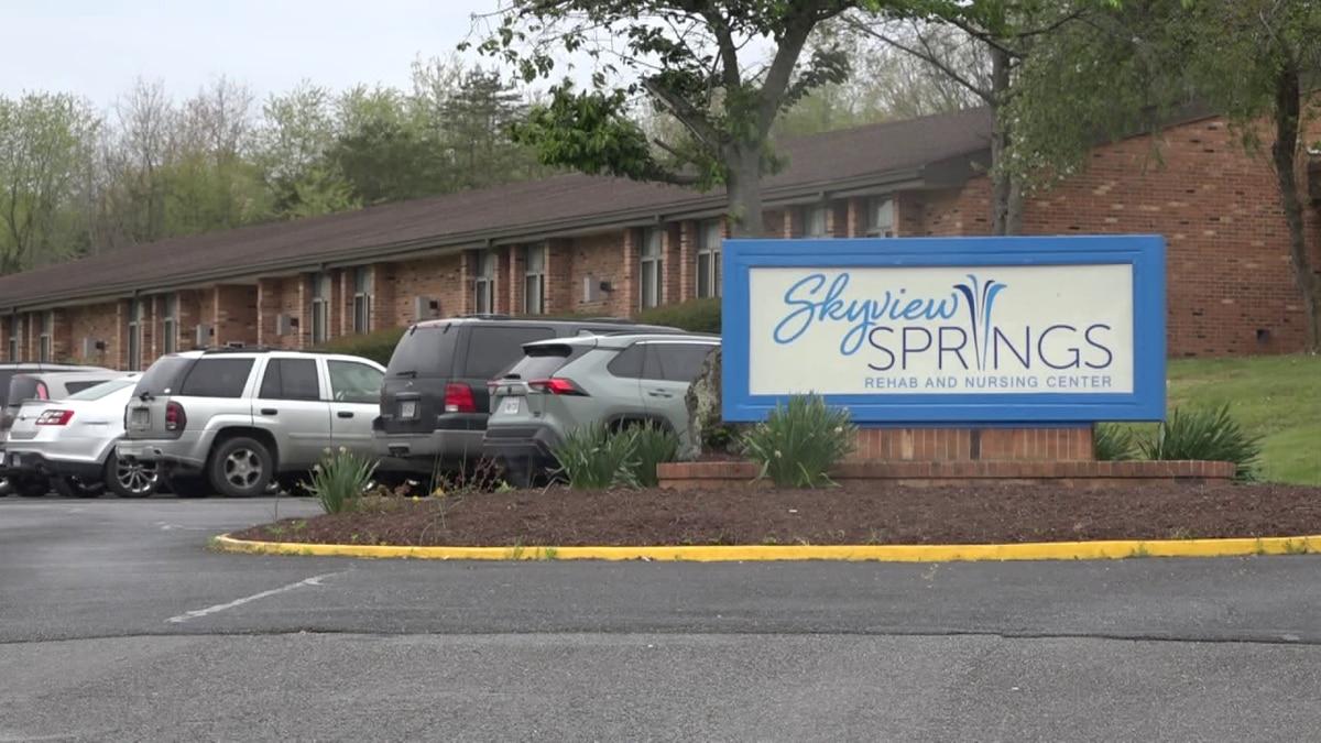 Skyview Springs Nursing and Rehab Center in Luray.