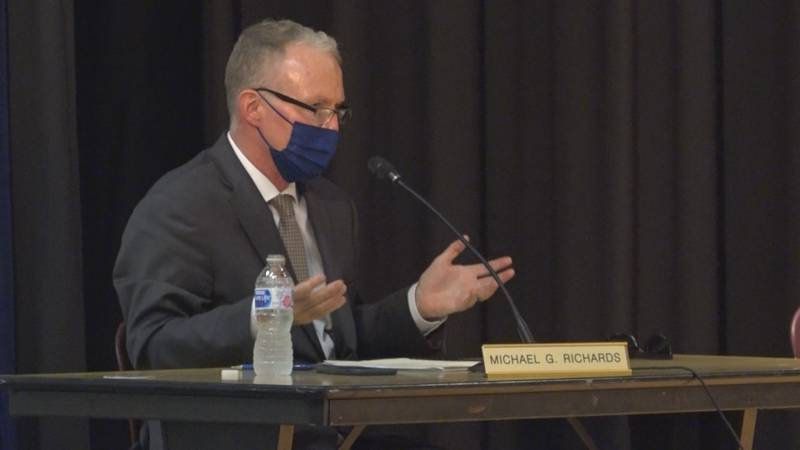 The Harrisonburg City School Board is holding a work session Tuesday night to consider a number...