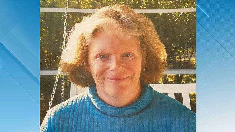 """Photo of Margaret """"Peggy"""" Josephson, reporting missing from Nelson County"""