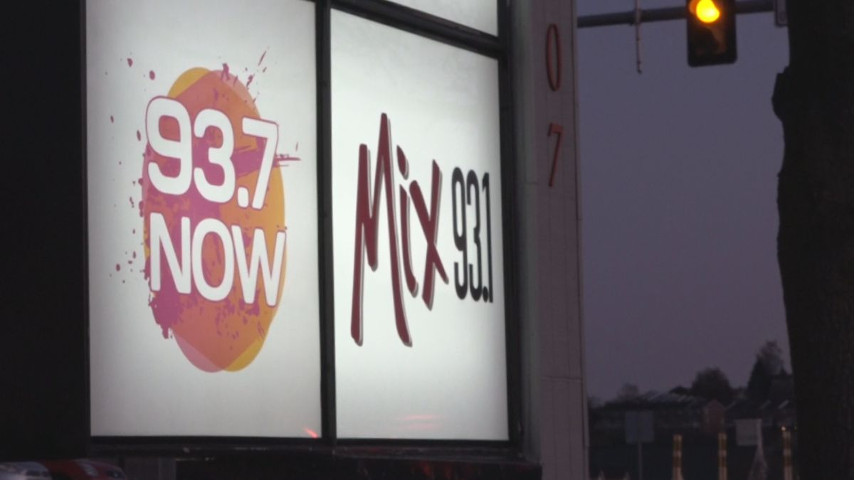 Mix 93.1 will be playing Christmas music 24/7 leading up to the holiday.