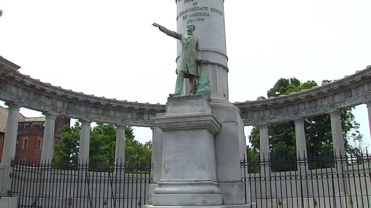 There have been ongoing debates over if Confederate monuments should remain in public places.