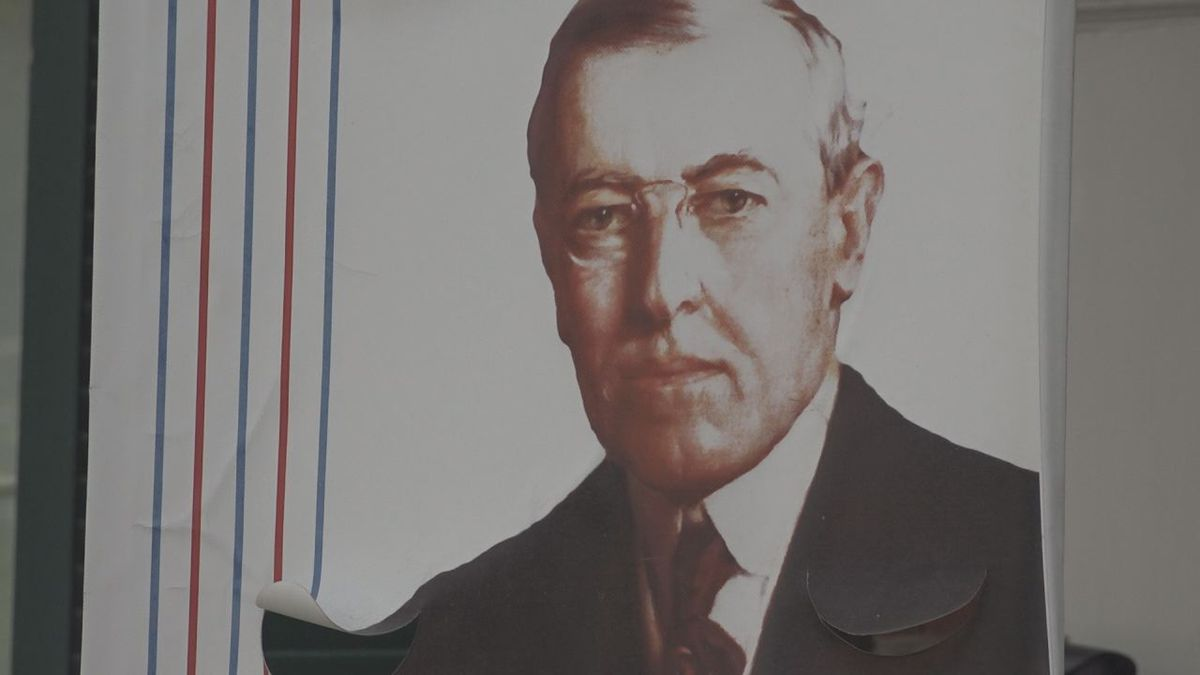 The Woodrow Wilson Presidential Library and Museum plans to overhaul museum exhibits for the first time in around 30 years.