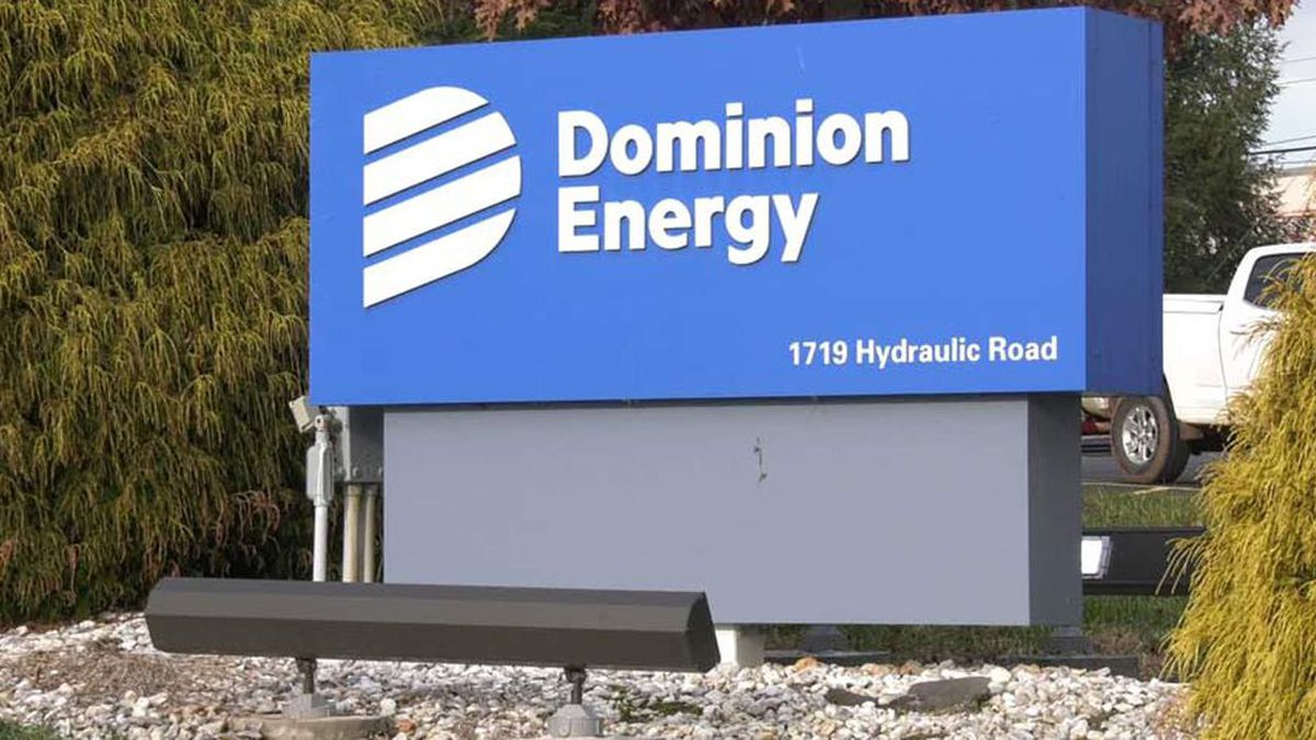 Dominion Energy office on Hydraulic Road in Charlottesville