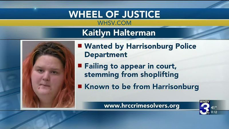 Wanted: Kaitlyn Halterman