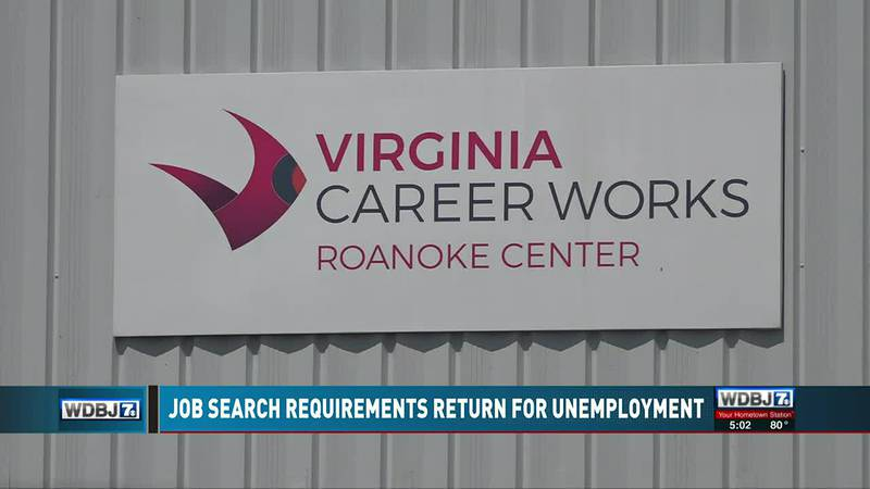 Job Search Requirements for Unemployment