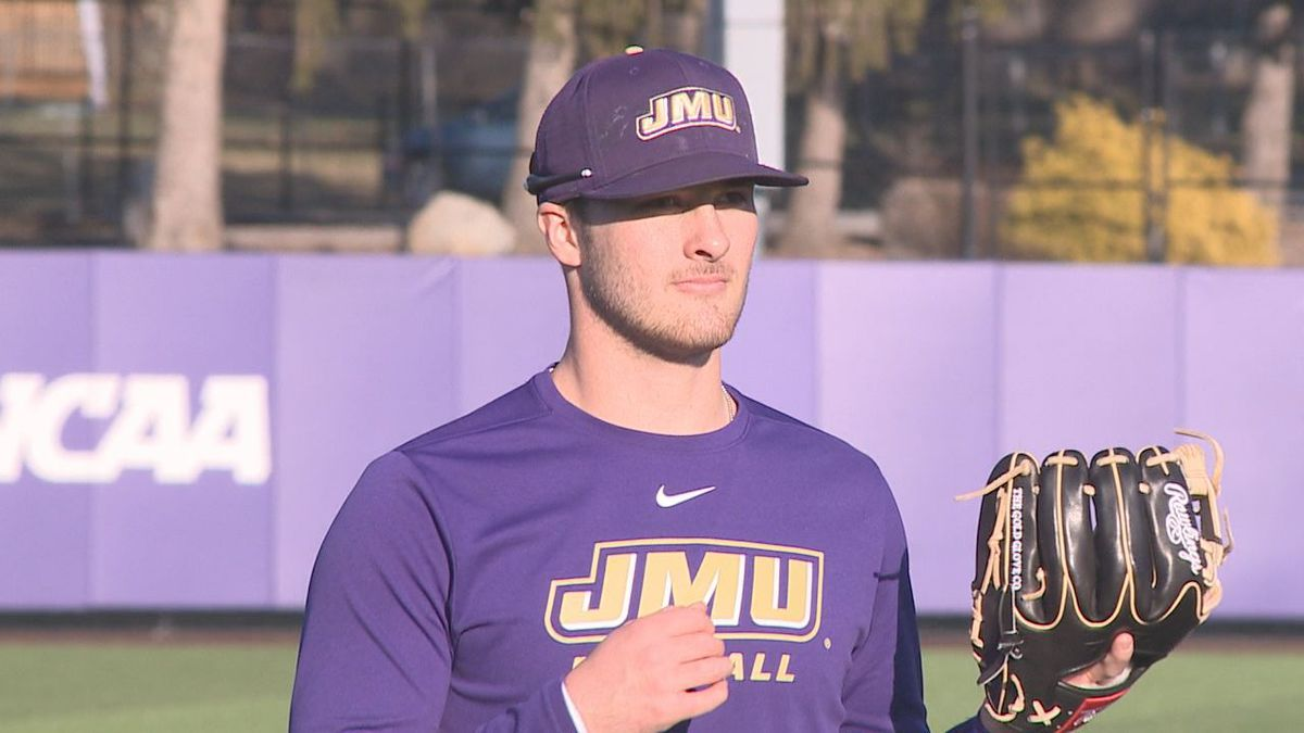 Josh Jones is making his return to the field for the James Madison baseball team in 2020 after a year away.