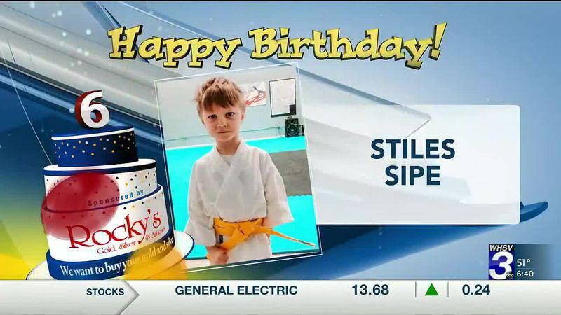 Birthdays and Anniversaries - April 15 2021