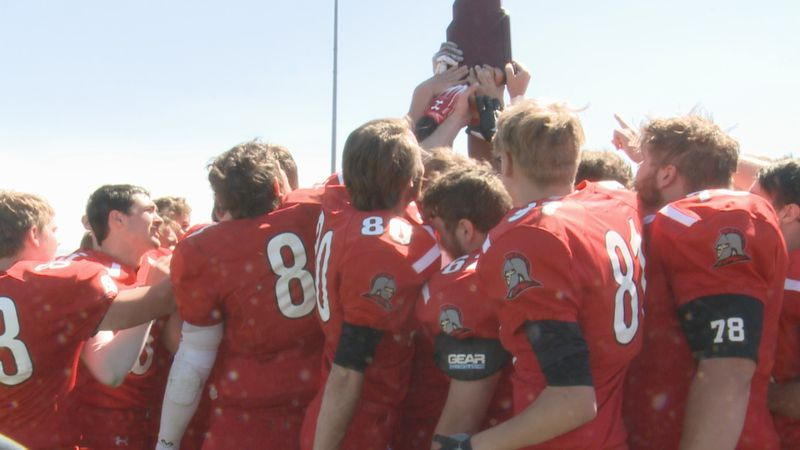 Riverheads claims its fifth straight state championship.
