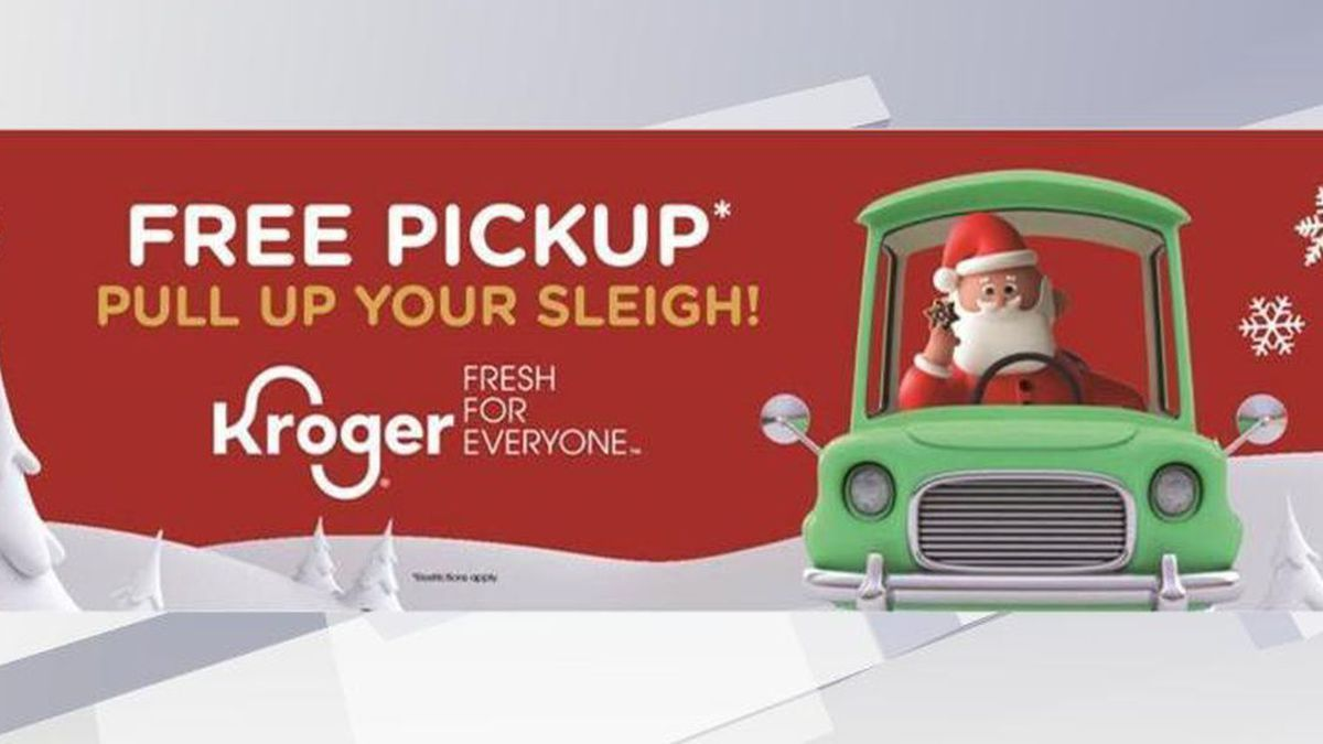 The deal only applies to orders over $35. (Source: Kroger)