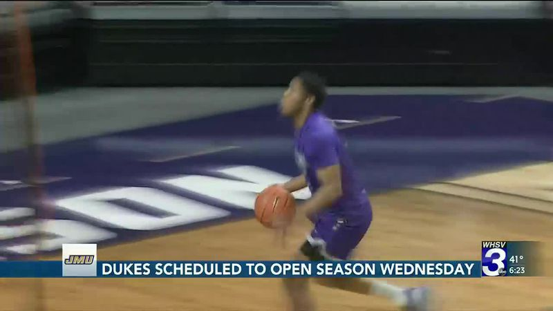 JMU basketball teams scheduled to begin play Wednesday