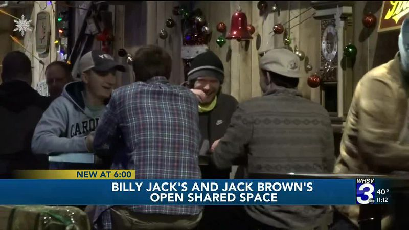 Billy Jack's and Jack Brown's expand for distanced dining