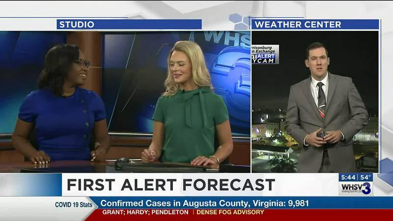 Daybreak Forecast 10/14/2021