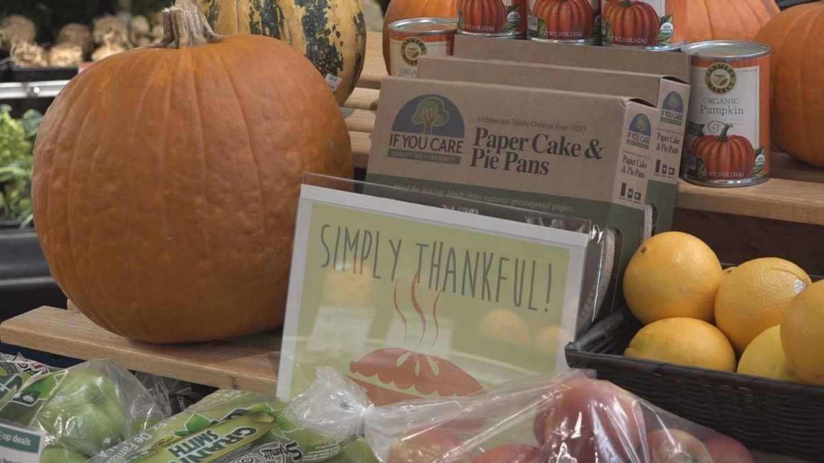 The Friendly City Food Co-op has started taking orders for fresh, local Thanksgiving turkeys | Photo: WHSV