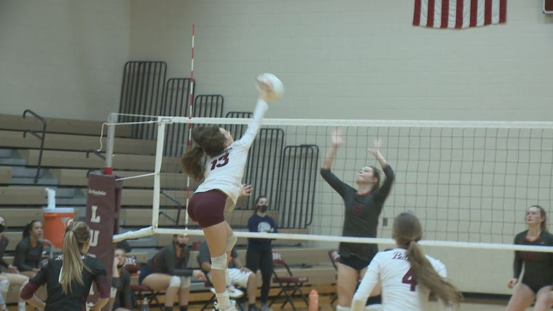 Results from VHSL volleyball region tournaments.