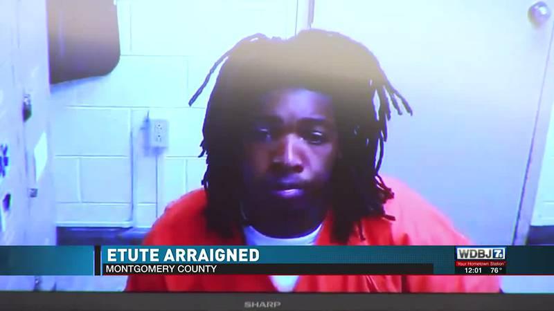 Blacksburg Murder Suspect Arraigned