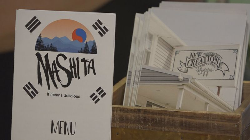 Both the owners of Mashita and New Creation have been friends for years.