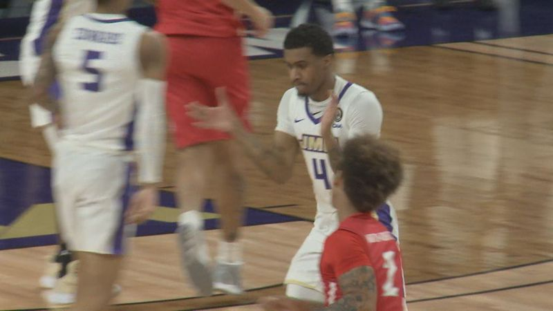 Vado Morse led JMU in a 67-59 win over Radford.