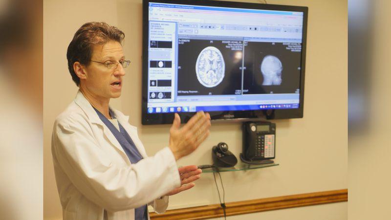 Dr. Paul Lyons talking about epilepsy