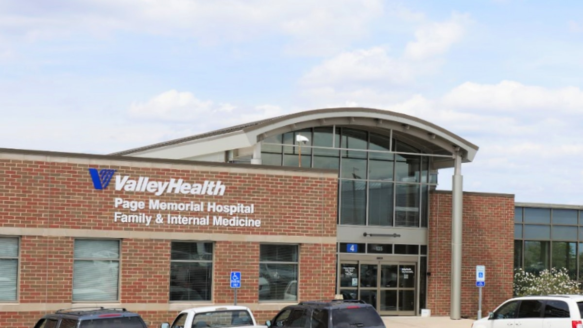 Valley Health and community leaders gathered Tuesday morning to dedicate the nonprofit health...