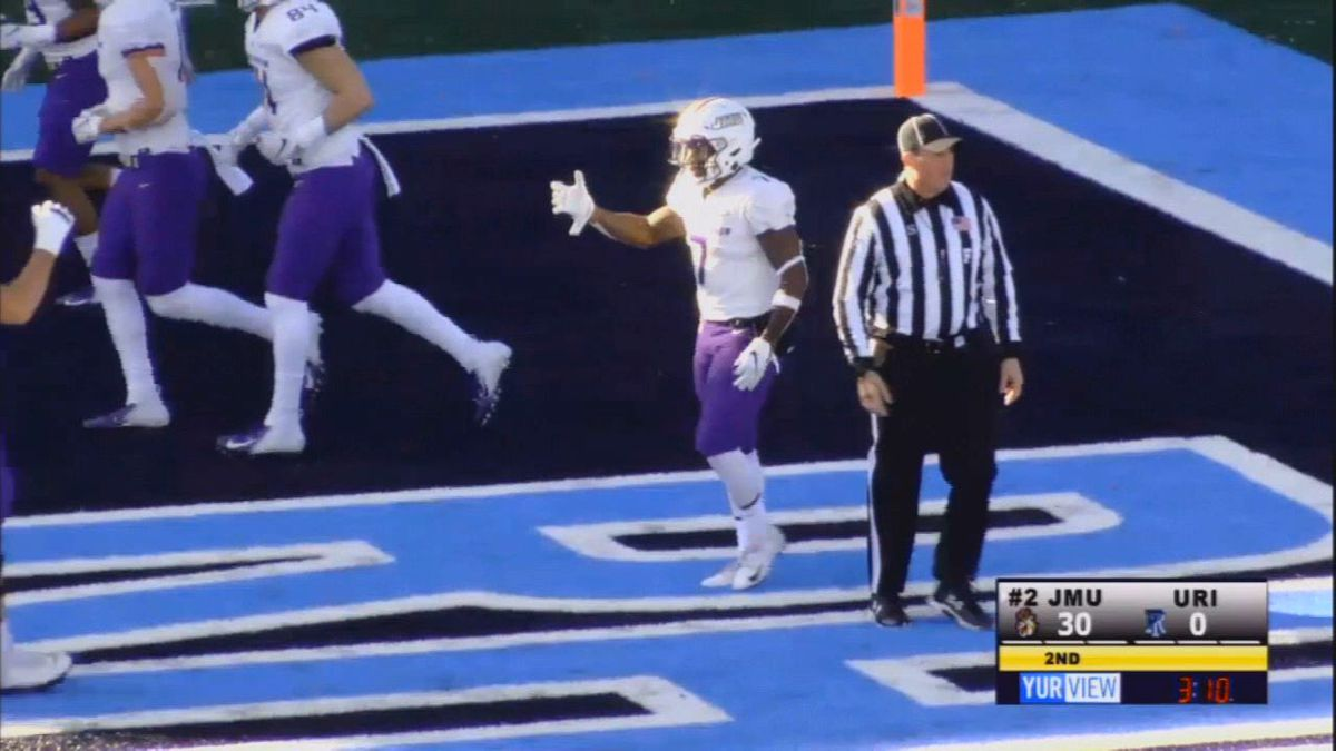 The James Madison football team lost to Rhode Island, 55-21, Saturday afternoon in the Dukes'...