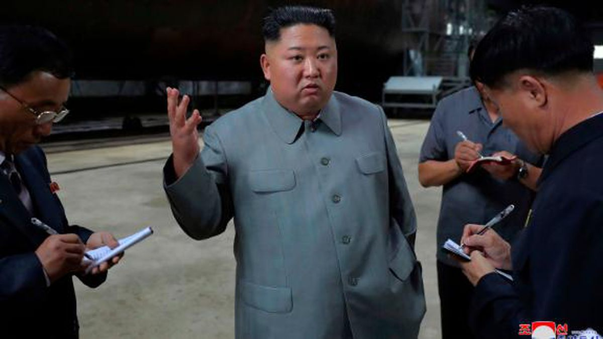 South Korea's Joint Chiefs of Staff says the launches were done Wednesday from the North's...
