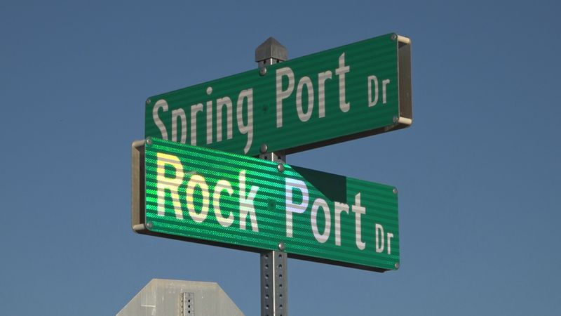 A Taco Bell and Mellow Mushroom are two popular places you could see on Stone Spring Road in...